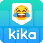 Kika Keyboard - Emoji Keyboard, Emoticon, GIF 5.5.8.2980