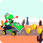 Dino Turtle Runner Kart 1.0