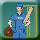 Cricket Dress Up
