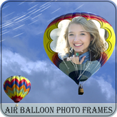 Air Balloon Photo Frames 6.0