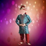 Sherwani Photo Suit - traditional sherwani editor 4.0