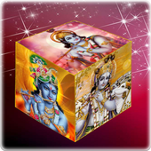 Krishna Cube Livewallpaper 2.0