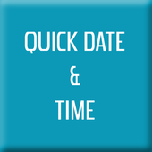 Quick Time And Date
