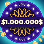 Millionaire 2019 - General Knowledge Quiz Online 1.1.3