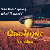 quotopic:Picture Quotes -Citation Maker 3.0.1
