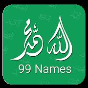 99 Names: Allah & Muhammad SAW 1.9