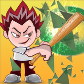 Angry Kid Glass Smash 2.0