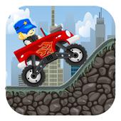 Race Car Climb Hill City
