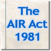 Air (Prevention And Control Of Pollution) Act 1981 1.52