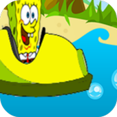 Racing Spongebob Speed 1.2