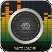 100.7 FM WUTQ Radio Station 1.1