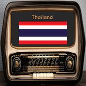 Radios Thailand FM 1.0