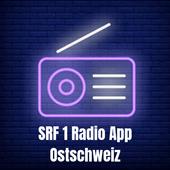 SRF 1 Radio App Ostschweiz FM Kostenlos Online CH 1.0