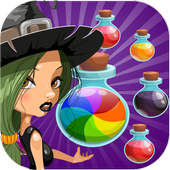 Witchy Potion World  Adventure 1