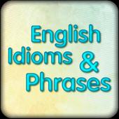 English Idioms & Phrases 1.1