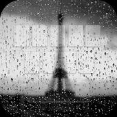 Rainy Paris Keyboard Theme 1.2.4