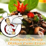 Masakan Cumi - Kumpulan Resep Masakan Cumi Lengkap 1.0