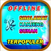 Lagu Sholawat | Kanjeng Sunan | Offline 1.0
