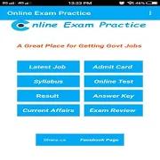 Online Exam Practice 2.0