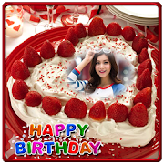 Birthday Cake Frames 20 Icon