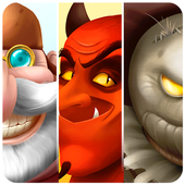 Rampage monsters - Demons Tunnel dash 1