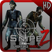 iSnipe : Zombies HD (Beta) 1.5