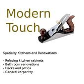 Modern Touch Kitchens & Renos