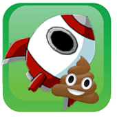 Poo Rocket Escape 1.0