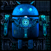 Steampunk Droid Live Wallpaper 1.2.4