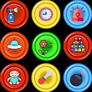 Big Buttons Sound EffectsRayJayFroPersonalization