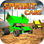 Dirt Track Sprint Car Game 1.0