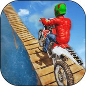 Desert Bike Stunts Racing & Ramp Riding 1.0