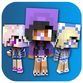 Baby Girl Skins For Minecraft PE APK Download Android Tools Apps - Minecraft moderne hauser plane