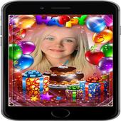 Happy Birthday Photo Frame 1.1