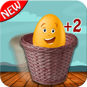 chicken egg catcher game new 1.0