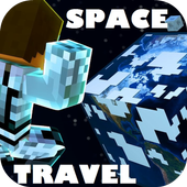 Space Travel Pack for MCPE 1.0