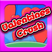 Valentines Crush Match Three 1.0
