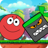 Red Adventure Ball _ Jumb BallGames Free 99Adventure