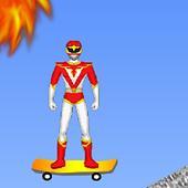 Red Skater Game 1.1