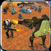 Robot War Futuristic Warrior 1.0