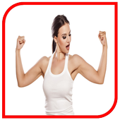 Reduce arm fat Exercise for Women at Home