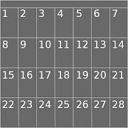 Widget Calendar 1.3.8