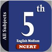 5th English Medium All Subjects NCERT 1.0