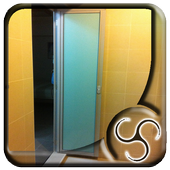 Folding Door Bathroom