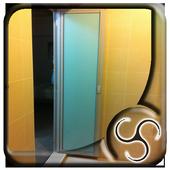 Folding Door Bathroom 1.1