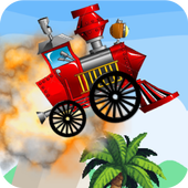 Flying TrainRelaxNplayAdventure