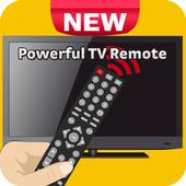 Remote Control Universal TV Pro