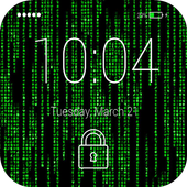 Matrix Lock Screen 1.0