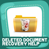 Deleted Document Recovery Help 1.0