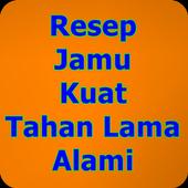 Resep Jamu Kuat Tahan Lama #1 2.4.0